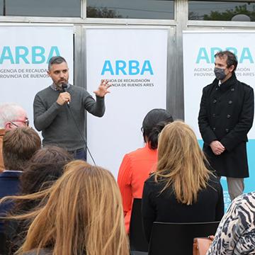 ARBA reabrió la tercera oficina de atención, cerrada durante la gestión de la exgobernadora Vidal